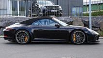 2018 Porsche 911 GT3  Cabrio Casus Fotoğraflar