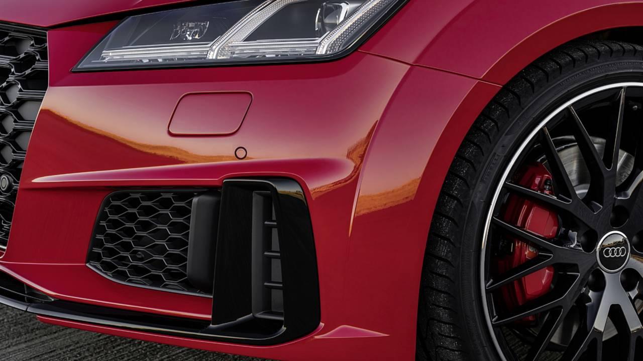 2019 Audi TT Gets More Standard Features, Refined Exterior Design