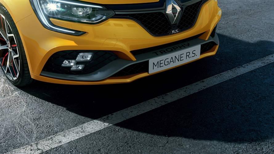 2018 Renault Megane RS Trophy