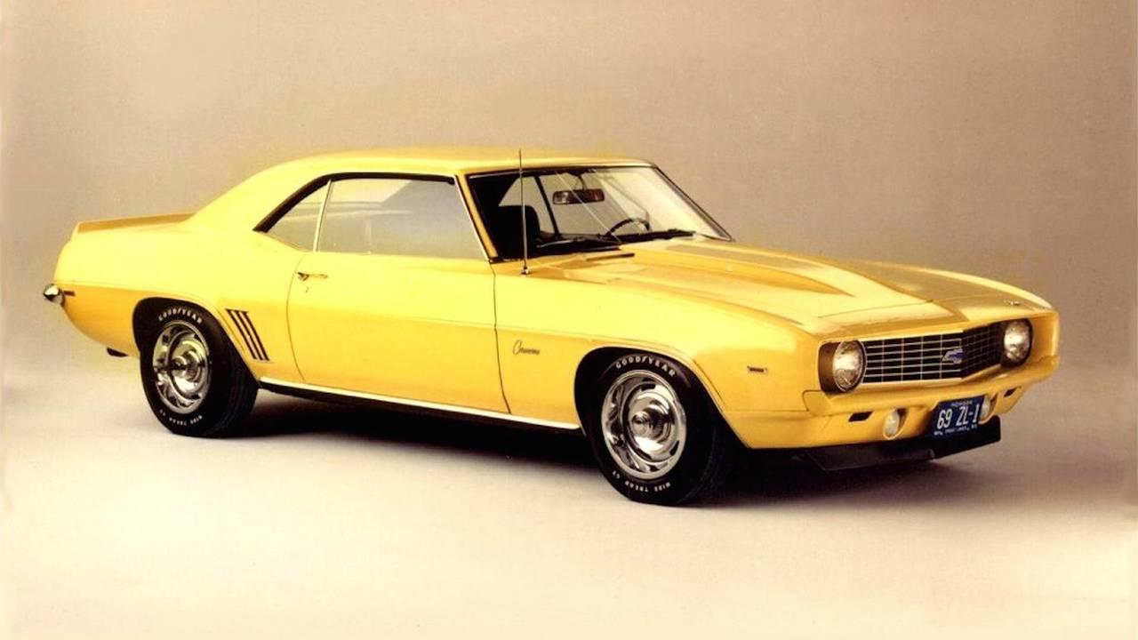 1. 1969 Camaro