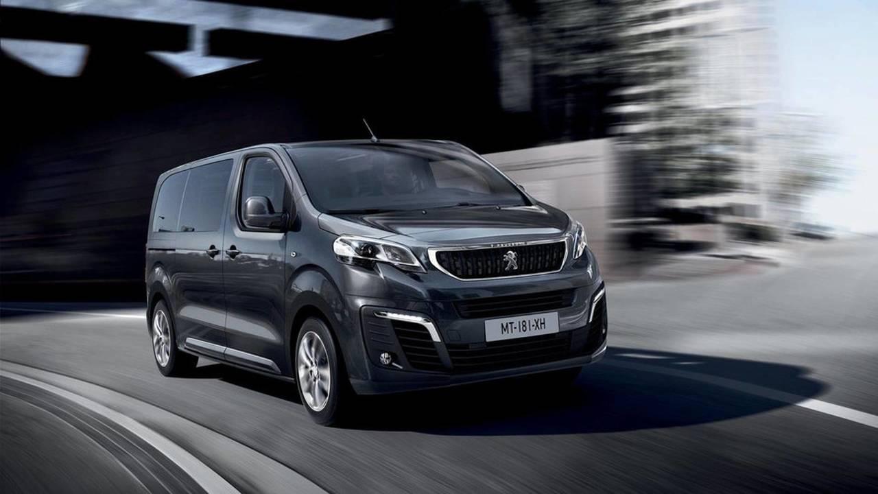 Peugeot Traveller 2018: si tienes familia numerosa