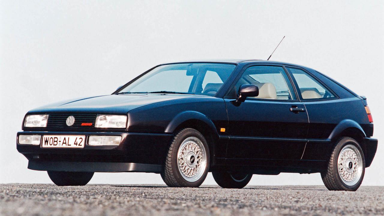 30 Jahre VW Corrado