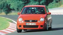 Volkswagen Lupo, le foto storiche