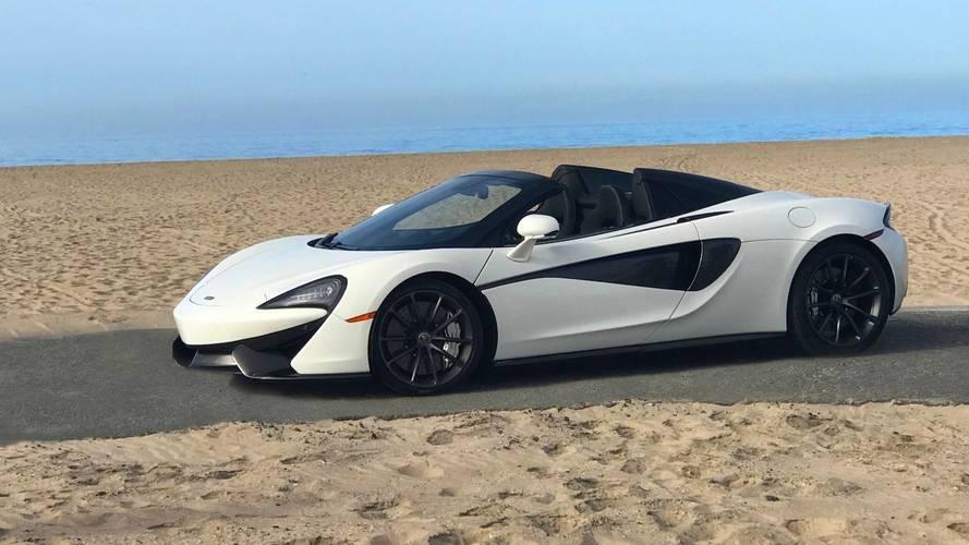 5,000th McLaren