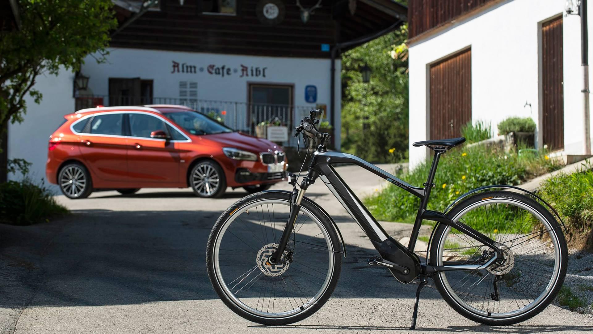bmw active hybrid e bike tutta sua la citt. Black Bedroom Furniture Sets. Home Design Ideas