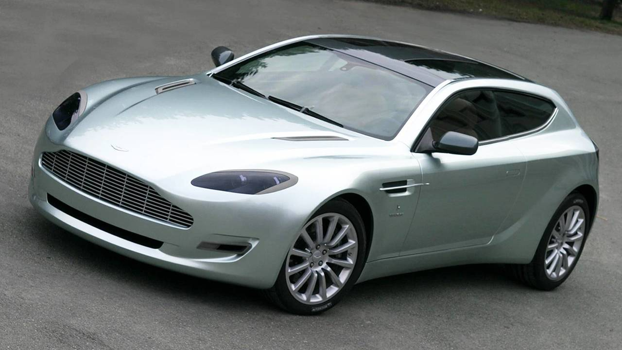Aston Martin Jet 2 by Bertone