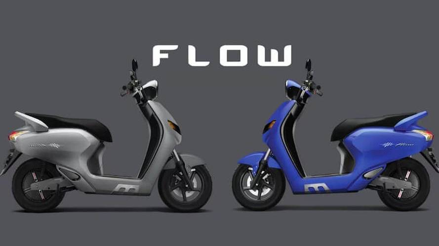 """Indian Startup Introduces New """"Flow"""" Smart E-Scooter"""