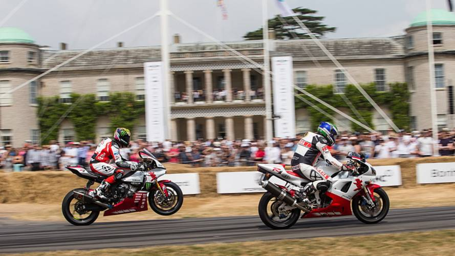 Yamaha Goodwood Festival of Speed 2018