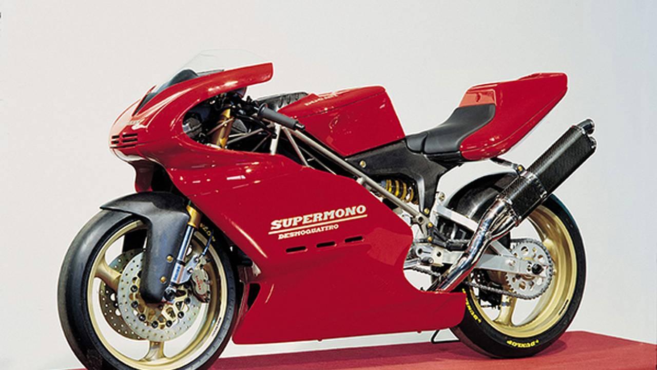 For Sale: Ducati Supermono - Just $150,000