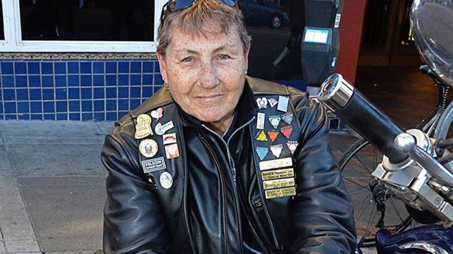 Dykes on Bikes Founding Member Soni Wolf Passes Away