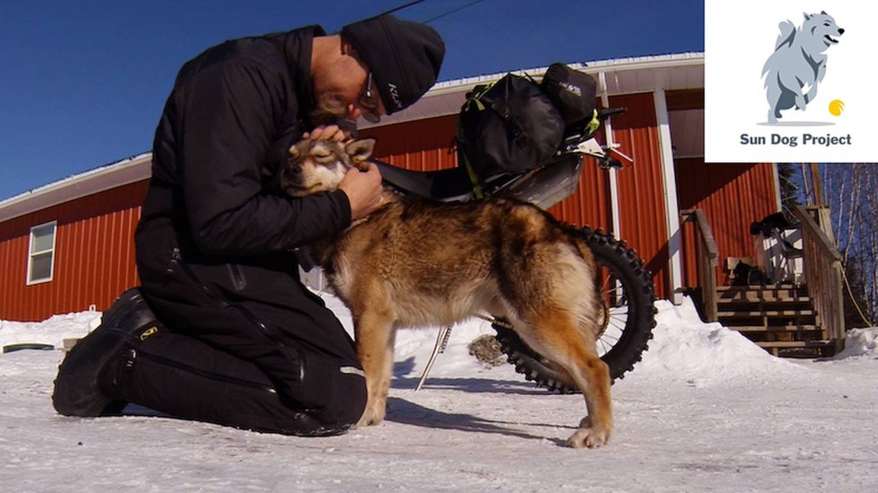 The Sun Dog Project Delivers Kibble to Needy Canadian Dogs