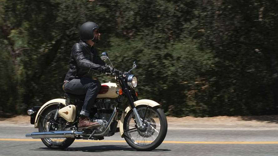 First Ride - Royal Enfield Classic 500