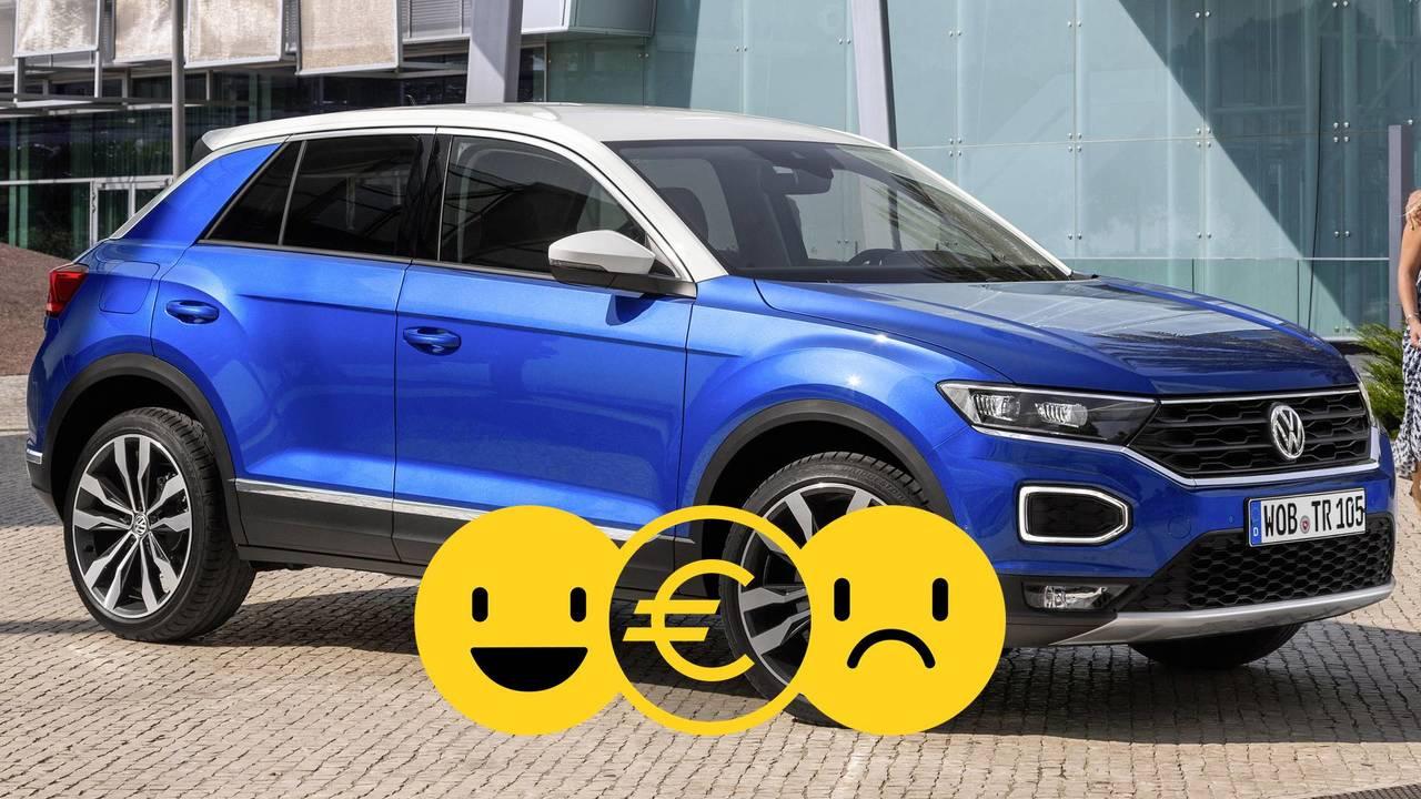 Volkswagen T-Roc, la promozione