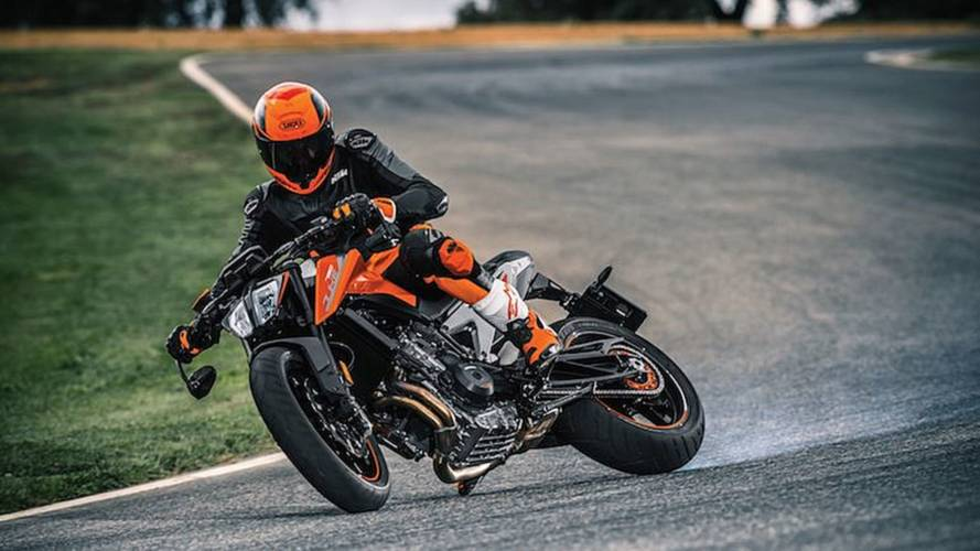 KTM 790 Duke Finally Arrives; 790 Adventure R Teased