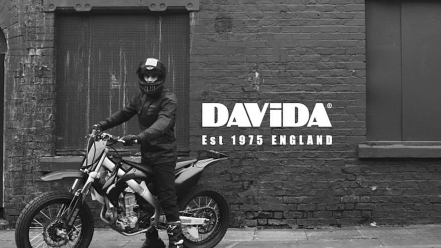 Davida Reveals Awesome Full-Face Koura Helmet