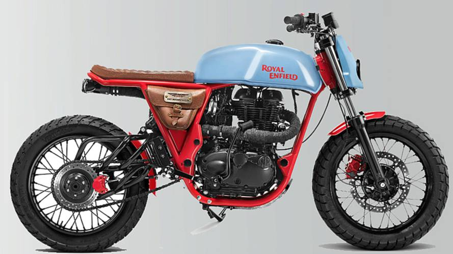 Royal Enfield Unveils 'My Kinda Bike' Customization Program