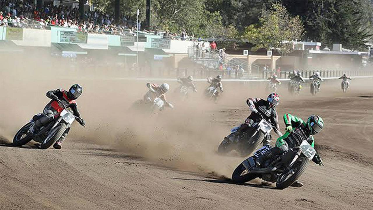 AMA Rebrands Flat Track Racing Series