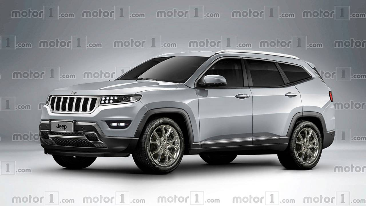 11.- Jeep Wagoneer / Grand Wagoneer