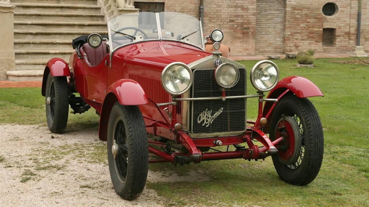 Alfa Romeo 6C 1750 SS Spyder Zagato