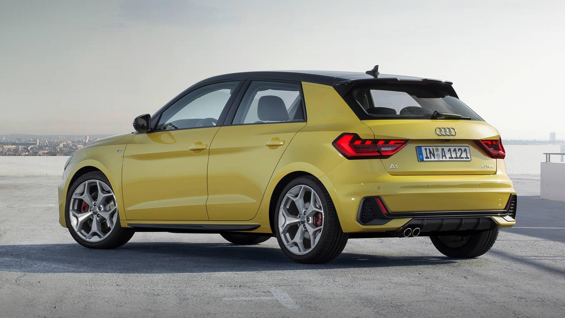 Audi A1 Sportback Starts From 18 450