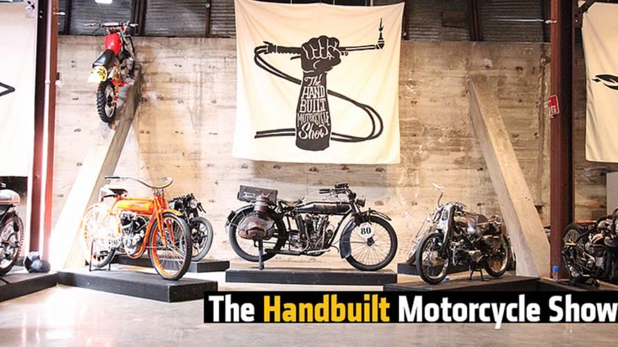 The Handbuilt Motorcycle Show 2015
