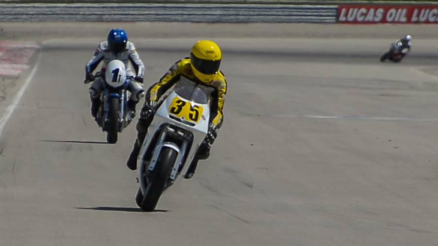 Vintage Motorcycle Racing: The Next Adventure in AHRMA