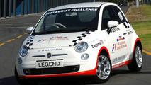 Fiat 500 - race ready for 2008 Australian F1 GP