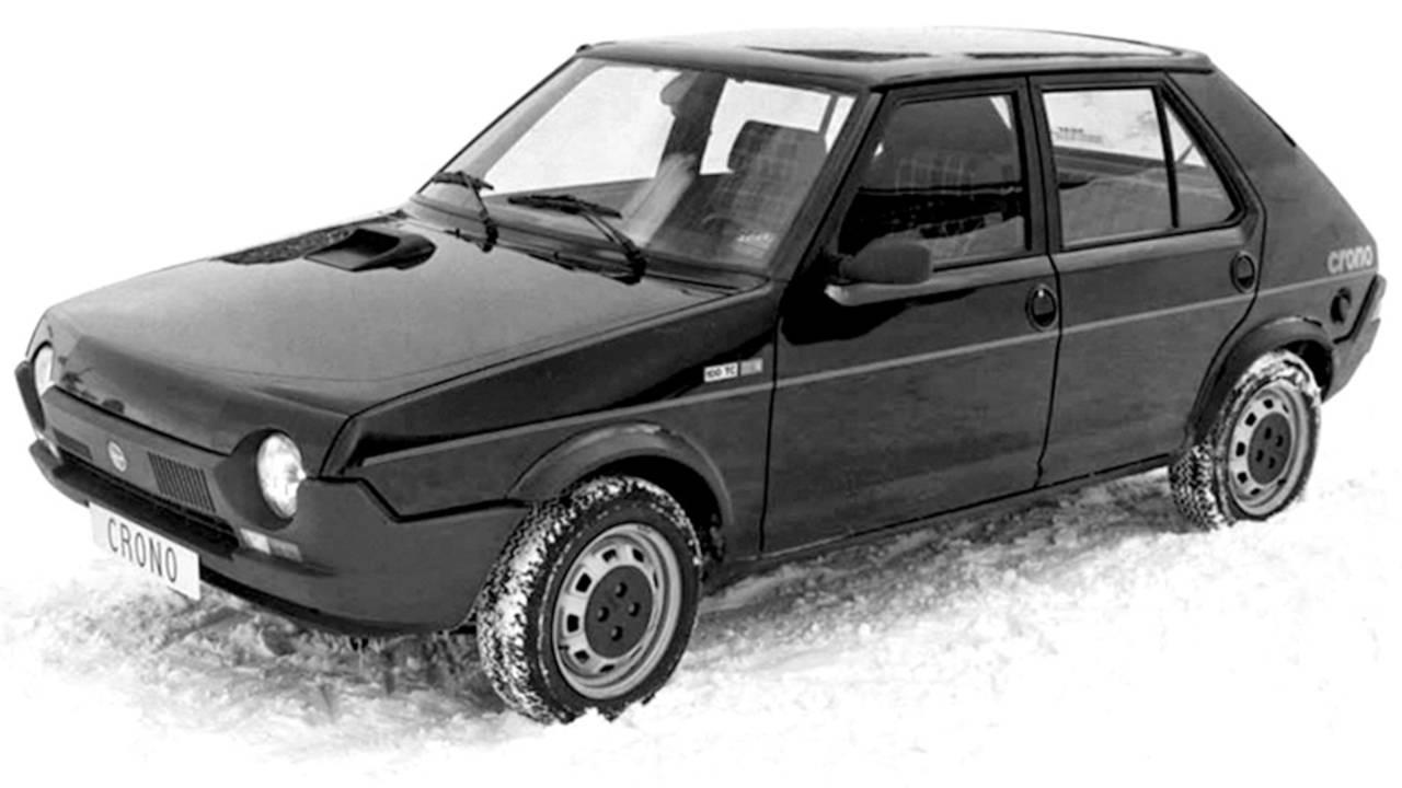 1980 - SEAT Ritmo