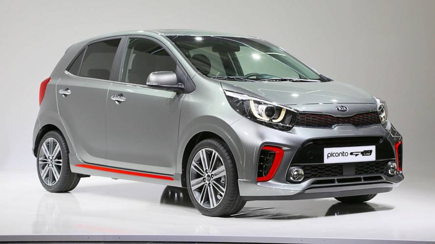 Kia Picanto GT Line gets boosted with new turbo engine in UK