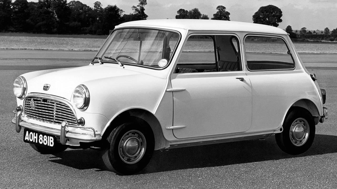 3 - Austin Mini