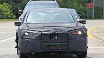 Acura TLX-Based Mule Spy Shots