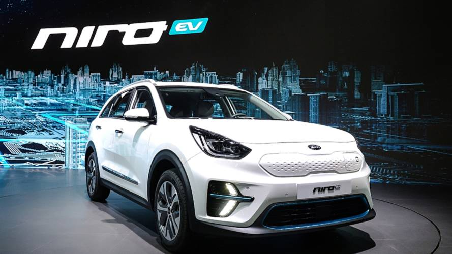 Kia confirms 301-mile range for all-electric e-Niro SUV