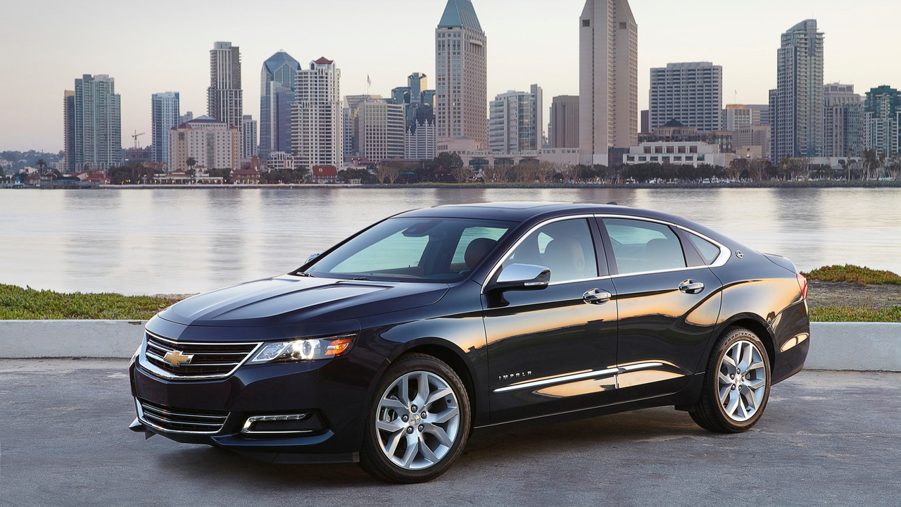 4. Full-Size Car: Chevrolet Impala