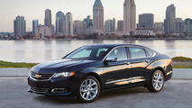 4. Full-Size Car: Chevrolet Impala