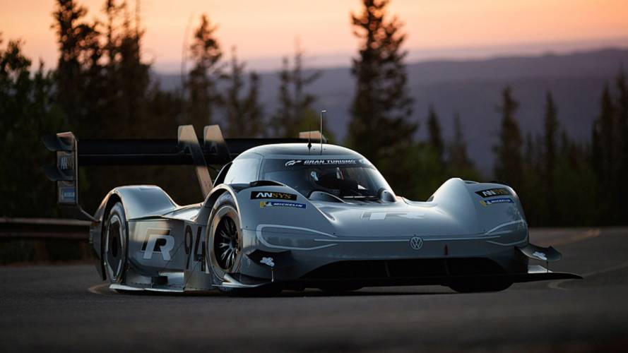 VW I.D. R Pikes Peak Final Design Revealed; Powertrain Detailed