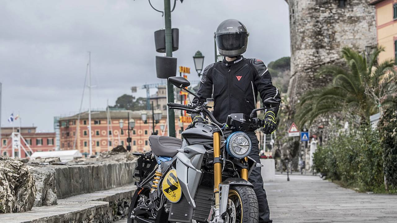 2018 Energica Esse Esse 9 –First Ride