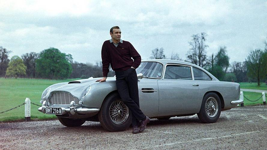 Classic James Bond cars on a budget