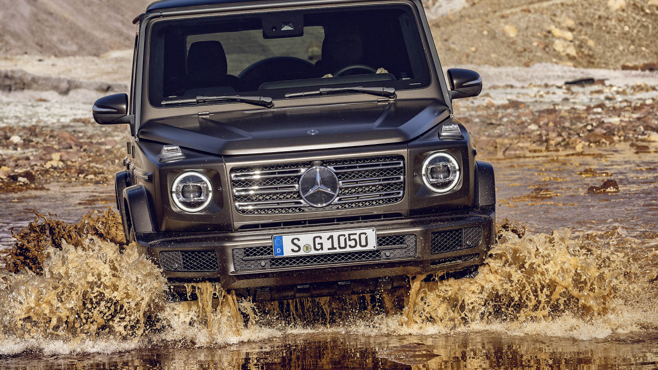 7 SUV: Mercedes-Benz