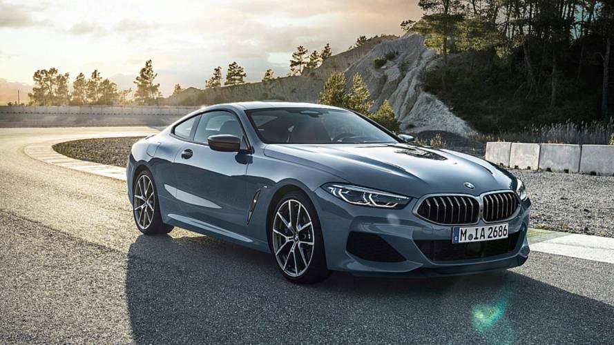 Nuova BMW Serie 8 e le sue rivali