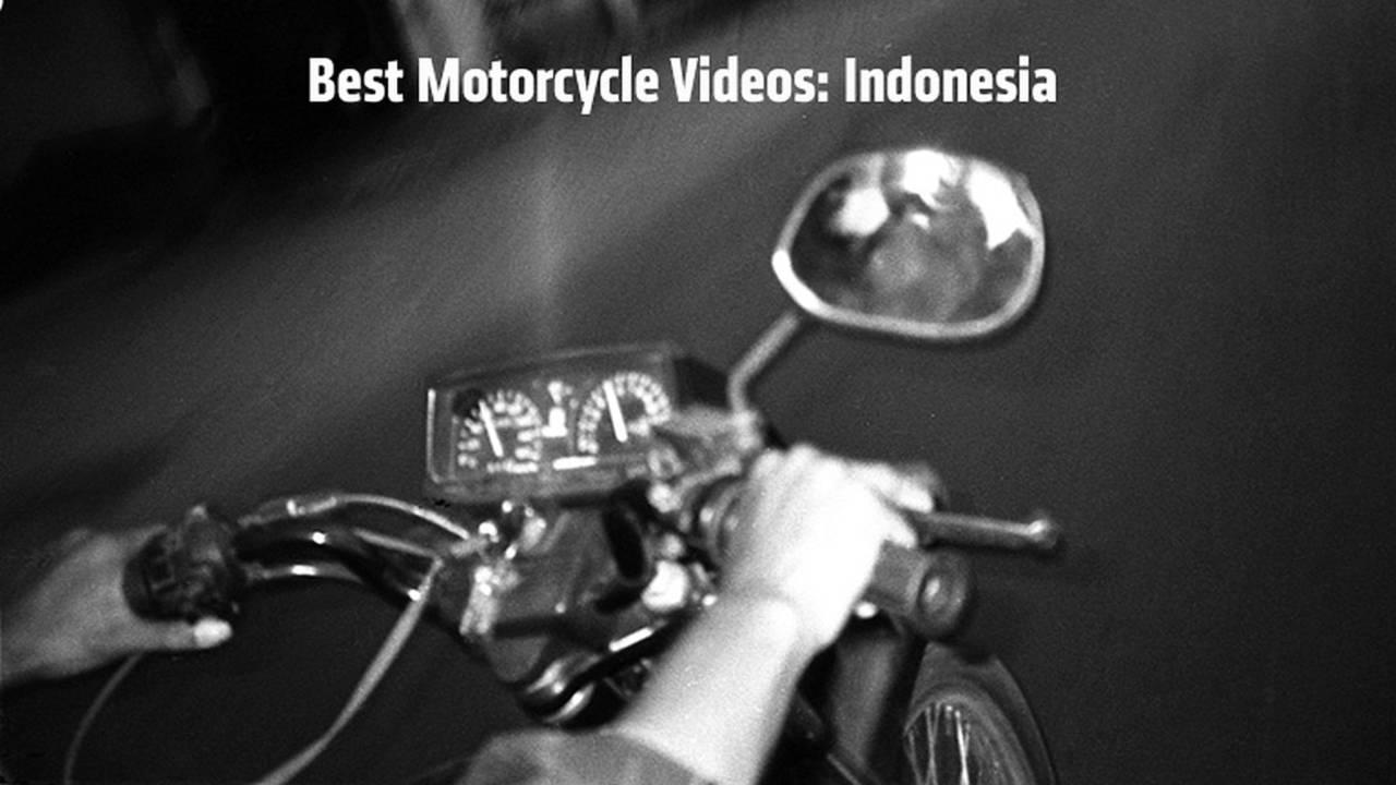 Best Motorcycle Videos: Indonesia