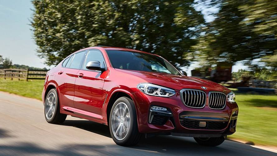 2019 BMW X4 Detailed In Mega Gallery (300+ Photos)