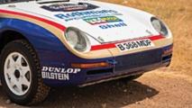 Porsche 959 París-Dakar