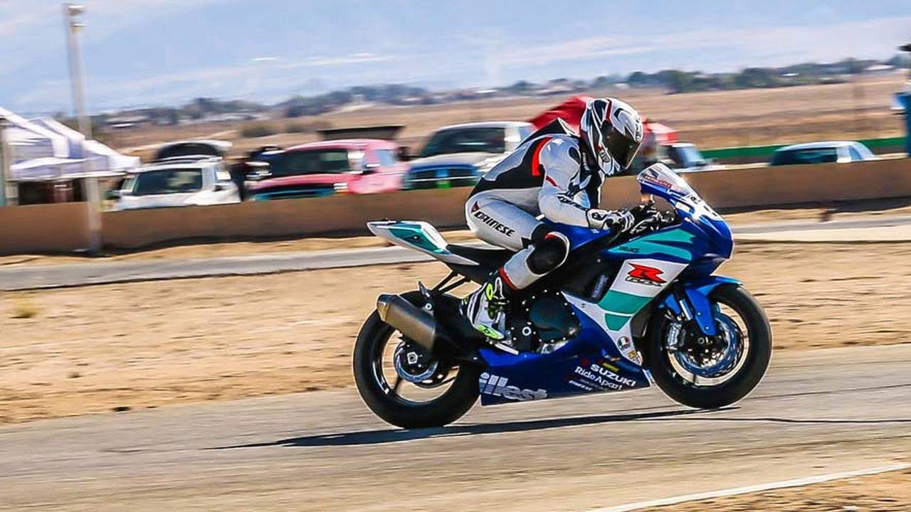 Racing our Stock Suzuki GSX-R600 - Project Update