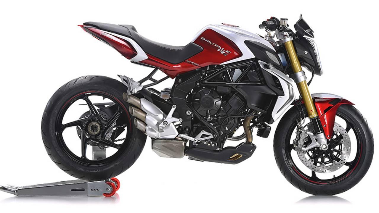HD 2014 Mv Agusta Brutale 800 Dragster Superbike Bike