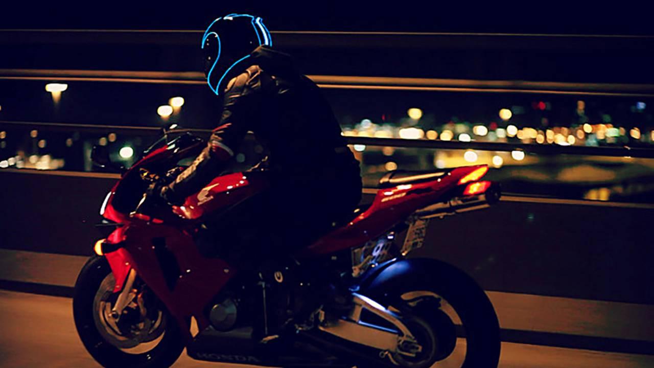 buy your own tron helmet lightmode