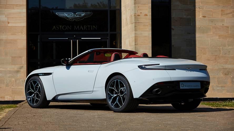 Különleges kiadású DB11-es modellekkel jelentkezett az Aston Martin