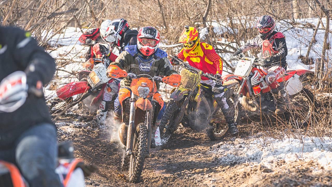 Snow Don't Stop Us - Riding Dirty at Grand Prix de Snow