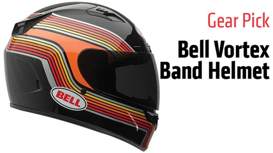 Gear Pick: Bell Vortex Band Helmet