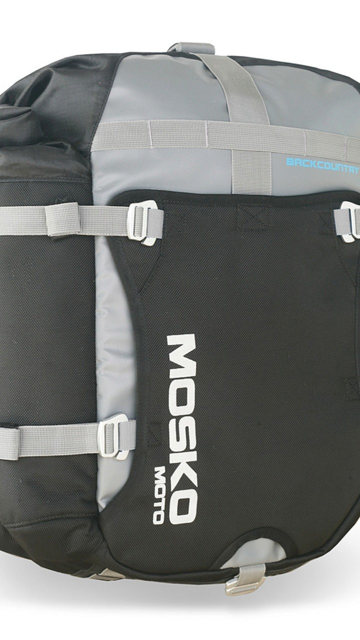 Hybrid Soft Bag Adventure Luggage - Mosko Moto Review