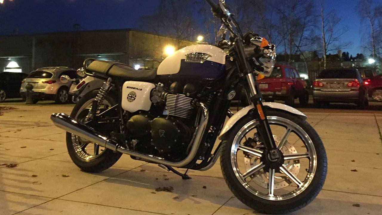 5000 Miles On A Bonneville - Crafting My Perfect Bike
